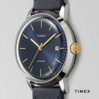 Zegarek męski Timex marlin TW2T23100 - duże 4