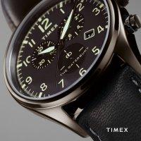Zegarek męski Timex waterbury TW2R88400 - duże 4