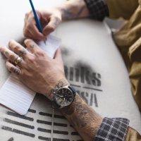 Zegarek męski Timex waterbury TW2R88400 - duże 3