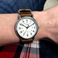 Zegarek męski Timex weekender TWG012500 - duże 7