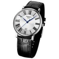Zegarek męski Tissot carson T122.410.16.033.00 - duże 2