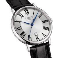 Zegarek męski Tissot carson T122.410.16.033.00 - duże 3
