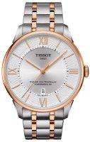 Zegarek męski Tissot chemin des tourelles T099.407.22.038.02 - duże 1