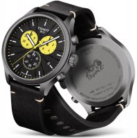 Zegarek męski Tissot chrono xl T116.617.36.051.11 - duże 3