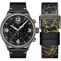 Zegarek męski Tissot chrono xl T116.617.36.067.00 - duże 1
