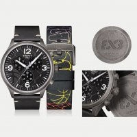 Zegarek męski Tissot chrono xl T116.617.36.067.00 - duże 2