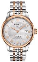 Zegarek męski Tissot le locle T006.407.22.033.00 - duże 1