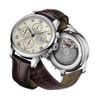 Zegarek męski Tissot le locle T006.414.16.263.00 - duże 3