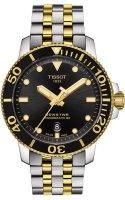 Zegarek męski Tissot seastar 1000 T120.407.22.051.00 - duże 1