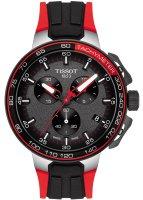 Zegarek męski Tissot t-race T111.417.27.441.00 - duże 1