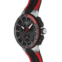 Zegarek męski Tissot t-race T111.417.27.441.00 - duże 2