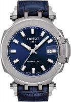 Zegarek męski Tissot t-race T115.407.17.041.00 - duże 1