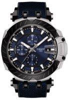 Zegarek męski Tissot t-race T115.427.27.041.00 - duże 1