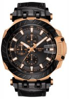 Zegarek męski Tissot t-race T115.427.37.051.01 - duże 1