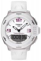 Zegarek damski Tissot t-race touch T081.420.17.017.00 - duże 1