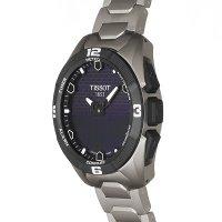 Zegarek męski Tissot t-touch expert solar T091.420.44.051.00 - duże 2