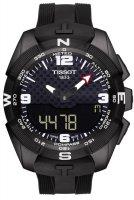 Zegarek męski Tissot t-touch expert solar T091.420.47.057.04 - duże 1