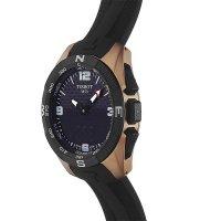 Zegarek męski Tissot t-touch expert solar T091.420.47.207.00 - duże 4