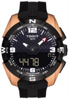 Zegarek męski Tissot t-touch expert solar T091.420.47.207.04 - duże 1