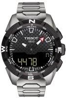 Zegarek męski Tissot t-touch expert solar T110.420.44.051.00 - duże 1