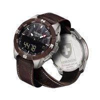 Zegarek męski Tissot t-touch expert solar T110.420.46.051.00 - duże 2