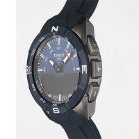 Zegarek męski Tissot t-touch expert solar T110.420.47.041.00 - duże 2