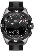 Zegarek męski Tissot t-touch expert solar T110.420.47.051.01 - duże 1