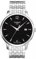 Zegarek męski Tissot tradition T063.610.11.057.00 - duże 1