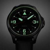 Zegarek męski Traser p67 officer pro TS-108075 - duże 2