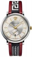Zegarek męski Versace v-circle VEBQ01319 - duże 1