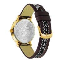 Zegarek męski Versace v-circle VEBQ01619 - duże 2