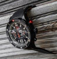 Zegarek męski Vostok Europe anchar 6S21-510C582 - duże 3