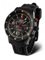 Zegarek męski Vostok Europe anchar 6S21-510C582 - duże 4