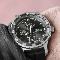 Zegarek męski Vostok Europe expedition everest underground YN84-597A543 - duże 3
