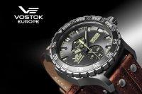 Zegarek męski Vostok Europe expedition everest underground YN84-597A543 - duże 7