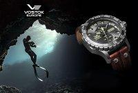 Zegarek męski Vostok Europe expedition everest underground YN84-597A543 - duże 8