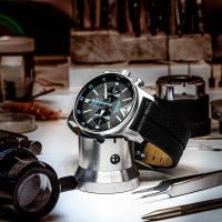 Zegarek męski Vostok Europe expedition VK64-592A561 - duże 2