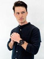 Zegarek męski z chronograf Diesel Boltdown DZ7428 - duże 2