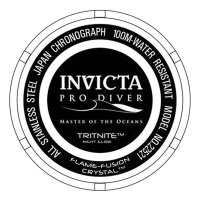 Zegarek męski Invicta pro diver 22521 - duże 5