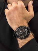 Zegarek męski z chronograf Timberland Hinsdale TBL.15517JSB-02P HINSDALE - duże 3