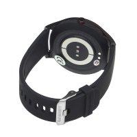 Zegarek męski z krokomierz Garett Męskie 5903246286991 Smartwatch Garett Men 3S RT czarny - duże 3