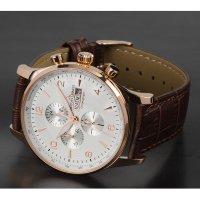 Zegarek męski Jacques Lemans classic 1-1844F - duże 2