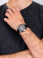 Zegarek męski z tachometr Lorus Sportowe RT307GX9 - duże 3