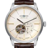 Zegarek męski Zeppelin flatline 7364-5 - duże 2