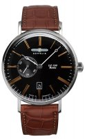 Zegarek męski Zeppelin rome 7104-2 - duże 1
