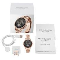 Zegarek damski Michael Kors access smartwatch MKT5052 - duże 4