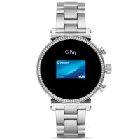 Zegarek damski Michael Kors access smartwatch MKT5061 - duże 5