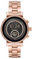 Zegarek damski Michael Kors access smartwatch MKT5063 - duże 1
