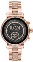 Zegarek damski Michael Kors access smartwatch MKT5066 - duże 1