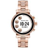 Zegarek damski Michael Kors access smartwatch MKT5066 - duże 4
